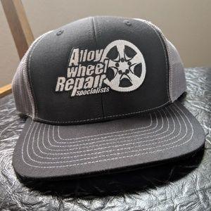 Other - Alloy Wheel Repair Snapback Trucker Hat NWOT